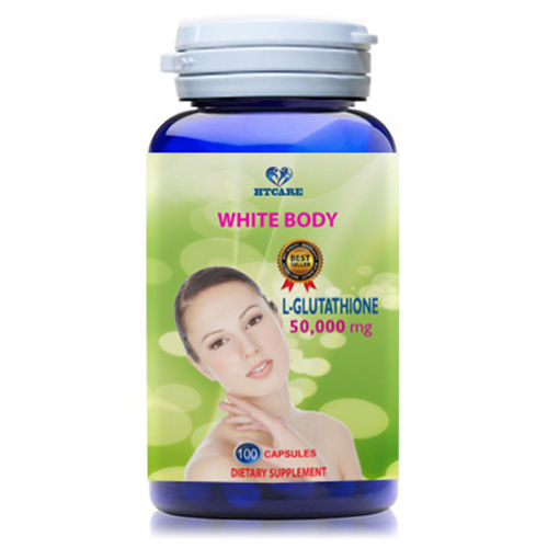 Natural Skin Whitening Pills